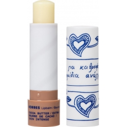 Korres Balsam Lip Balm Cocoa Butter Extra Care 4.5g