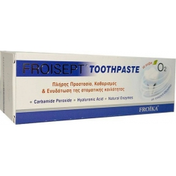 Froika Froisept Toothpaste with Active Oxygen & Stevia 75ml