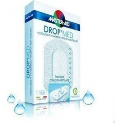 Master Aid Drop Med 10,5x20 (6x15,2) 5τμχ