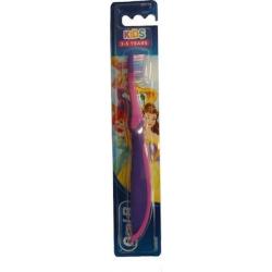 Oral-B Princess Kids 3-5 Ετών Μωβ - Ροζ Soft