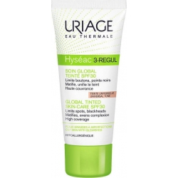 Uriage Hyseac 3-Regul Tinted Global Skin Care SPF30 40ml