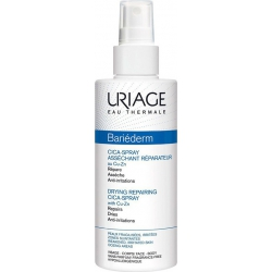 Uriage Bariederm Drying Repairing Spray with Cu-Zn 100ml
