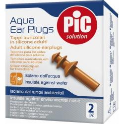 PiC Sport Ωτοασπίδες Σιλικόνης για ενήλικες (2 τμχ)