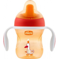 Chicco Training Cup Orange 6m+ 200ml