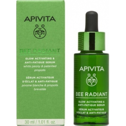 APIVITA Bee Radiant Ορός Ενεργοποίησης Λάμψης για Ξεκούραστη Όψη 30ml