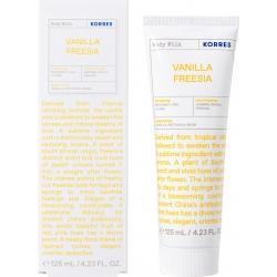 Korres Vanilla Freesia Body Milk 125ml