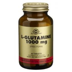 Solgar L-Glutamine 1000mg 60 ταμπλέτες
