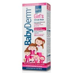 Babyderm Girl's intimate wash 300ml