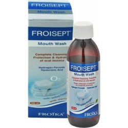 Froika Froisept Mouth Wash with Active Oxygen 250ml