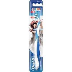Oral-B Star Wars Junior Toothbrush 6-12 Years Γαλάζιο - Λευκό Soft