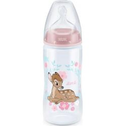 Nuk Disney Classics First Choice Plus PP Bambi Pink 300ml