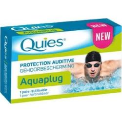Quies Aquaplug 1 Pair