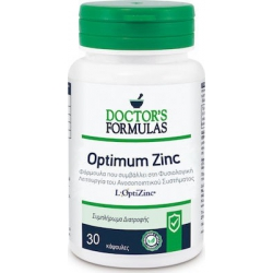 Doctor's Formulas Optimum Zinc 30 caps