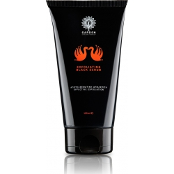 Garden Exfoliating Black Scrub 150ml