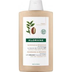 Klorane Shampoo With Cupuacu Butter Σαμπουάν Για Πολύ Ξηρά Μαλλιά Με Βούτυρο Κουπουασού, 200ml