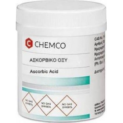 Chemco Ascorbic Acid Ασκορβικό Οξύ 1000grmenu 0,0
