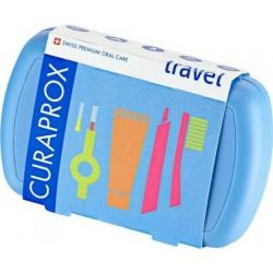 Curaprox Be You Travel Set Γαλάζιο 5τμχ