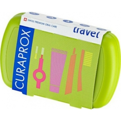 Curaprox Be You Travel Set Πράσινο 5τμχ