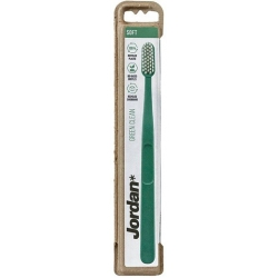 Jordan Οδοντόβουρτσα Green Clean Πράσινο Soft 1 τεμάχιο