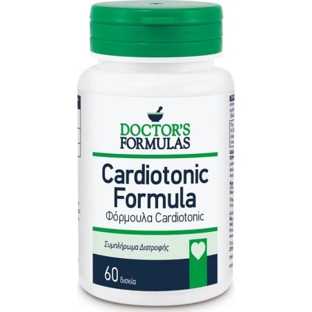 Doctor's Formulas CARDIOTONIC 60's