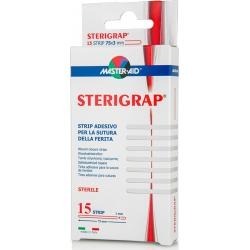 Master Aid Sterigrap 15τμχ