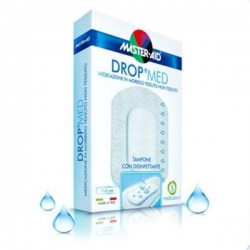 Master Aid Drop Med 10,5x18 (6x13,2) 5τμχ