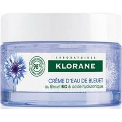 Klorane Cornflower Water Cream With Organic Cornflower & Hyaluronic Acid 50ml