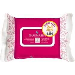 Pharmasept Pharmasept Tol Velvet Hygienic 2 & 1 Δώρο 30 x 3τμχ
