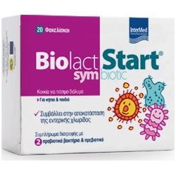 Intermed Biolact Start Symbiotic 20 φακελίσκοι