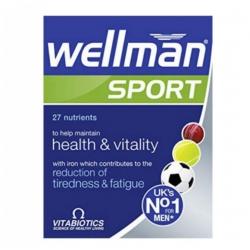 Vitabiotics Wellman Sport 30 ταμπλέτες