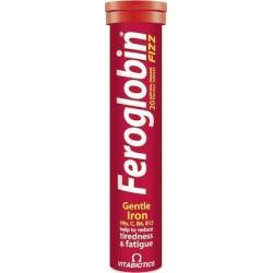 Vitabiotics Feroglobin Fizz 20 αναβράζοντα δισκία