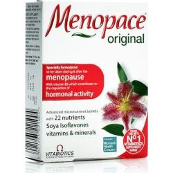 Vitabiotics Menopace Original 30 ταμπλέτες