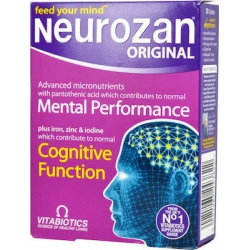 Vitabiotics Neurozan 30 ταμπλέτες