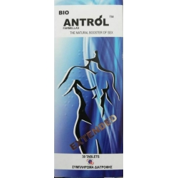 Medichrom Bio Antrol Extended 30 ταμπλέτες Unflavoured