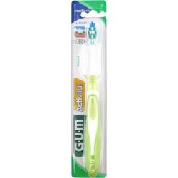GUM 583 Activital Compact Medium Οδοντόβουρτσα Πράσινη 1τμχ