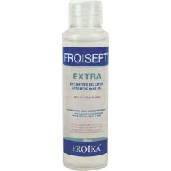 Froika Froisept Extra Αντισηπτικό Gel Χεριών 80% 100ml