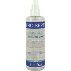 Froika Froisept Extra Antiseptic Spray Solution 80% 100ml