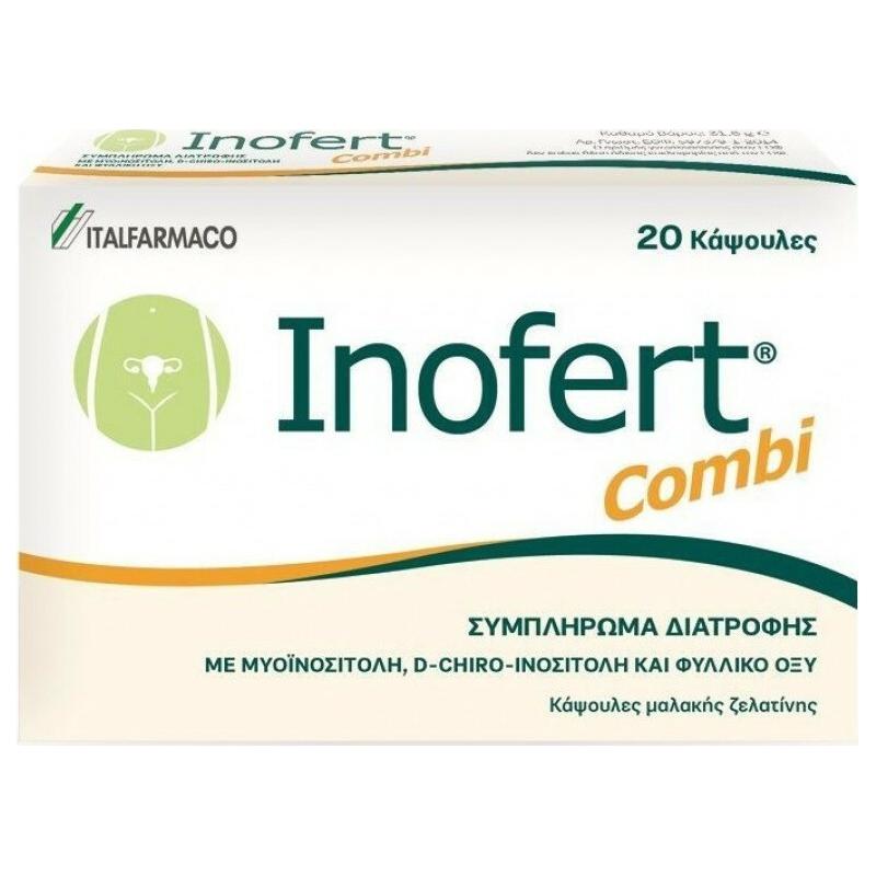 Inofert Combi 20caps