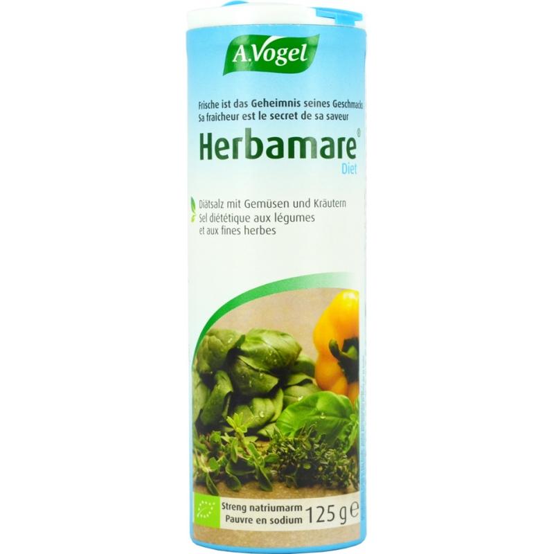 A. Vogel Herbamare Diet Αλάτι 125 γρ.