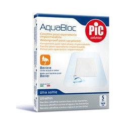 Pic Aquabloc Αυτοκόλλητα Επιθέματα 5cm x 7cm 5τμχ