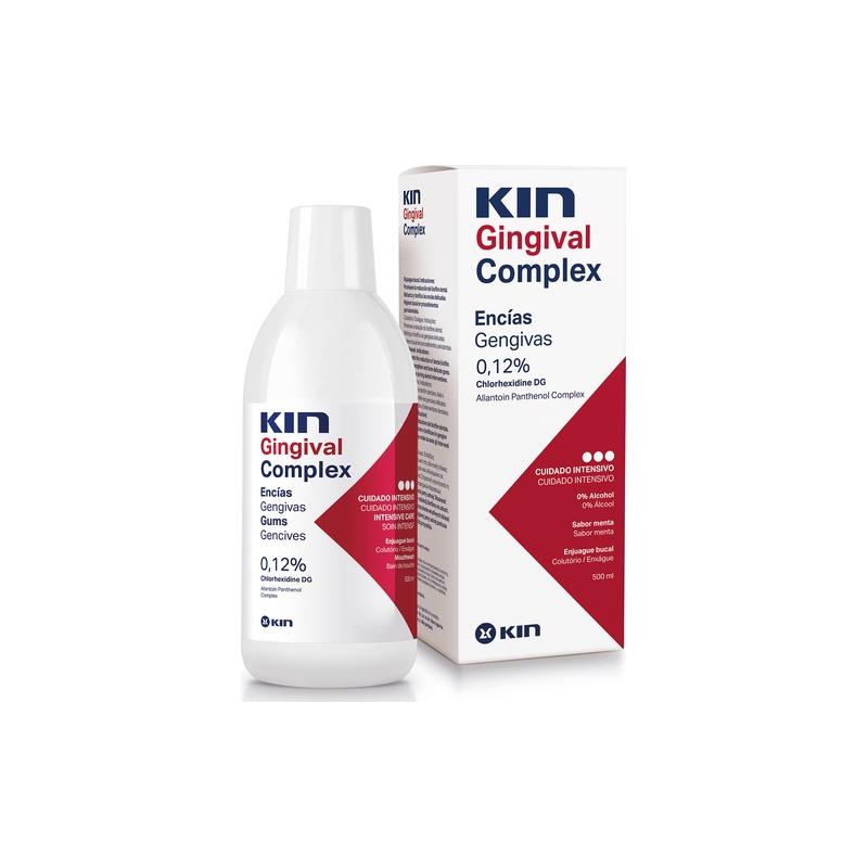 Kin Gingival Μouthwash Στοματικό Διάλυμα 250 ml