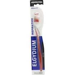 Elgydium Inspiration Medium Κόκκινη Οδοντόβουρτσα 1τμχ