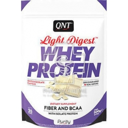 QNT Light Digest Whey Protein 500gr White Chocolate