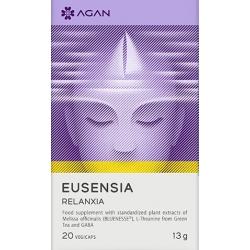Agan Eusensia Relanxia 20 φυτικές κάψουλες