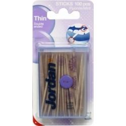 Jordan Sticks Double-ended Thin Fluor / Mint 100 τμχ