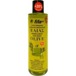 FITO+ Υγρό Πράσινο Σαπούνι Προσώπου Ελιάς 170mL