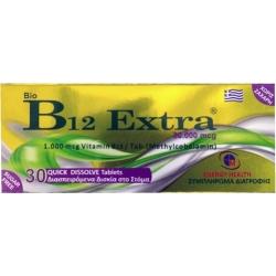 Medichrom Bio B12 Extra 1000mg 30 ταμπλέτες
