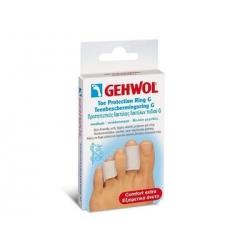 GEHWOL Toe Protection Ring G large Προστατευτικός δακτύλιος δακτύλων ποδιού G μεγάλος (36mm) 2 τεμ.
