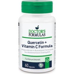 Doctor's Formulas Quercetin + Vitamin C Formula 60 κάψουλες