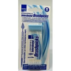 Intermed Ergonomic Interdental Brushpicks 60τμχ